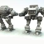 Battletech Assault Mech Robots Charakter