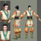 Beautiful Ancient Chinese Man