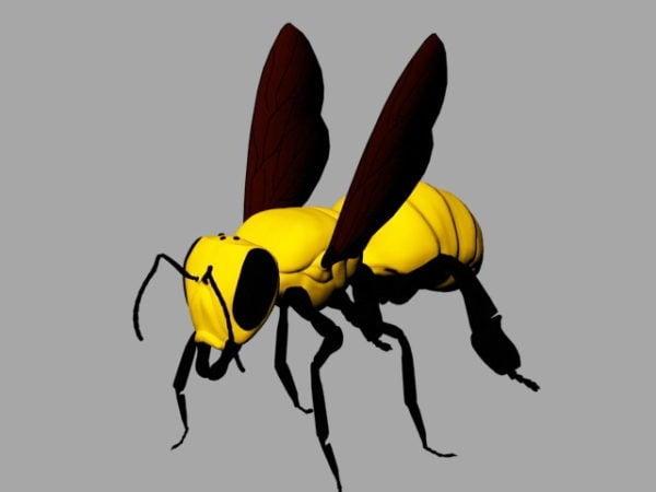 Avispa de abeja
