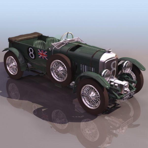 Bentley 8 Litro Coche de lujo
