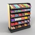 Candy Display Rack