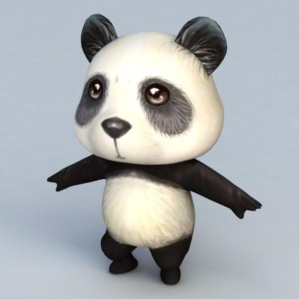 كارتون منتديات الباندا
