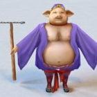 Chinese Mythical Zhu Bajie