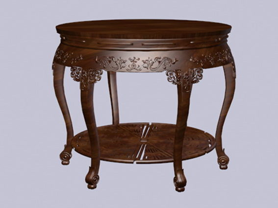 Chinese Furniture Classic Round Table