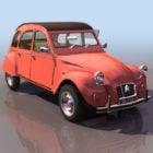 Citroen 2cv 4-door Landaulet