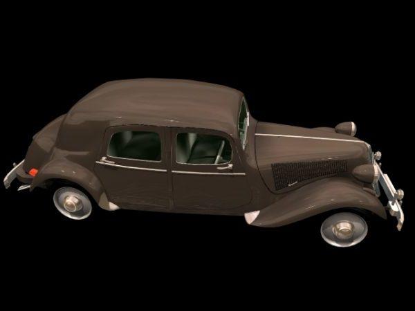 Citroen Rosalie Coupe