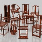 Collection Of Chinese Traditional Chair