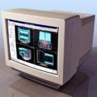 Computer Crt Monitor