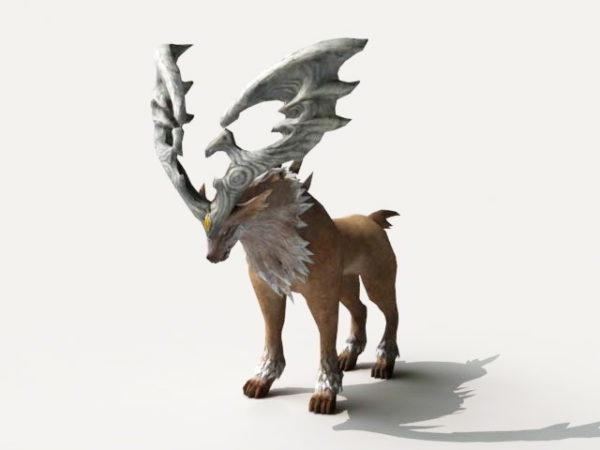 Deer Stag Rig