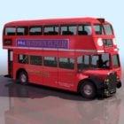 المملكة المتحدة الحافلة ذات الطابقين