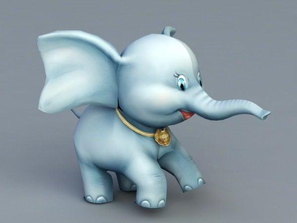 الفيل الكرتون