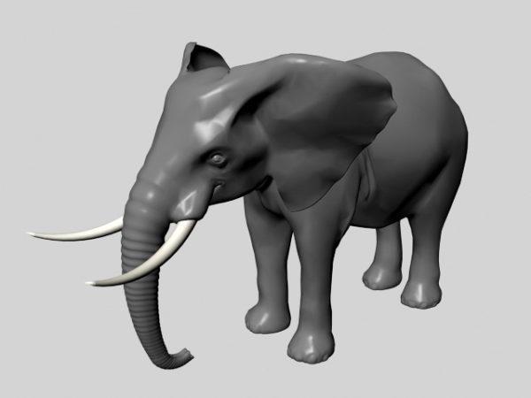 تمثال الفيل