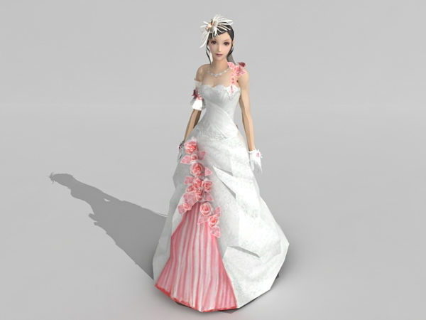 Fairy Bride Girl