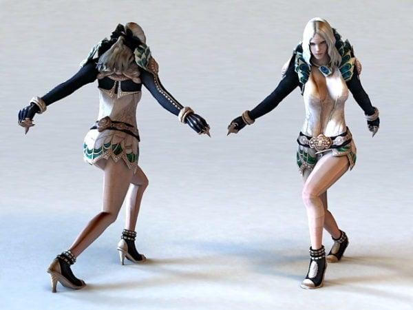 Female Sorceress