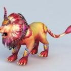 Ateş Aslanı Canavarı