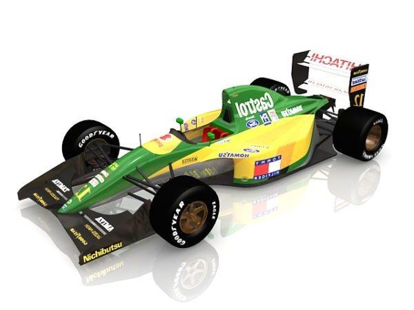 Ford F1 Sports Racing Car