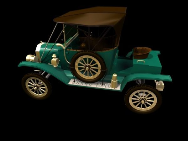 Ford Modelo T Touring