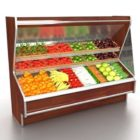 Fruit And Vegetable Display Cooler