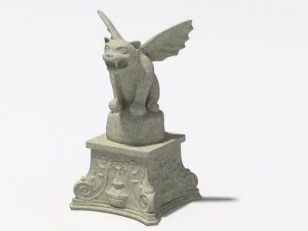 تمثال جارجويل لو