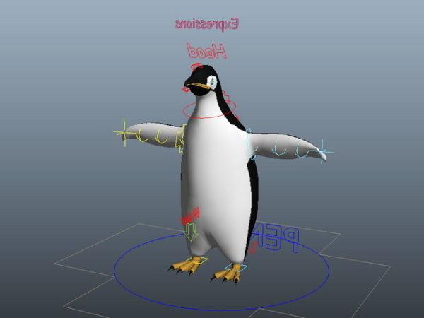 Gentoo-pingviinilaiva