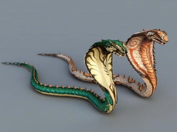 Giant Cobra Monster