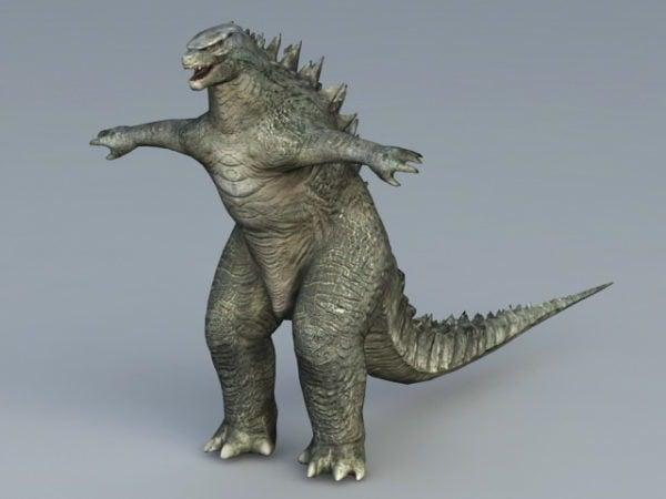 Monstruo Godzilla