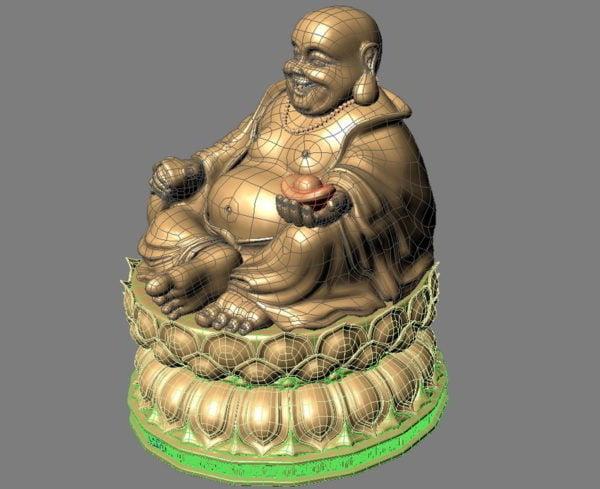 Happy Buddha Maitreya