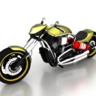 Harley-davidson Motorcycle Sportster