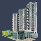 High Rise Apartment Residential Building