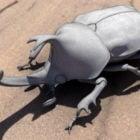 Nosorožec japonský