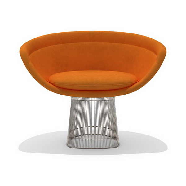 Furniture Knoll Platner Lounge Chair