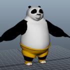 Kung Fu Panda Karakteri