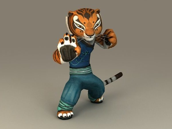 Kung Fu Panda -tiikeri