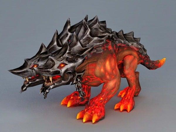 Lava Hellhound