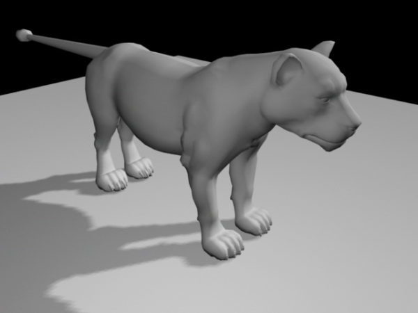 Lioness Rig