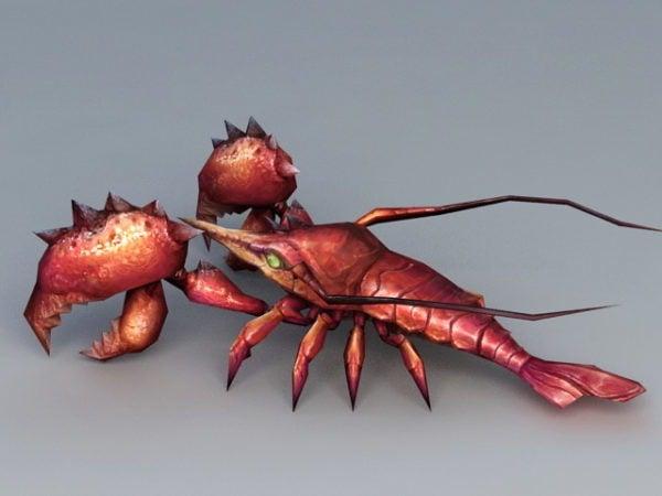 Lobster Monster