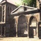 Low Poly Castle Gatehouse