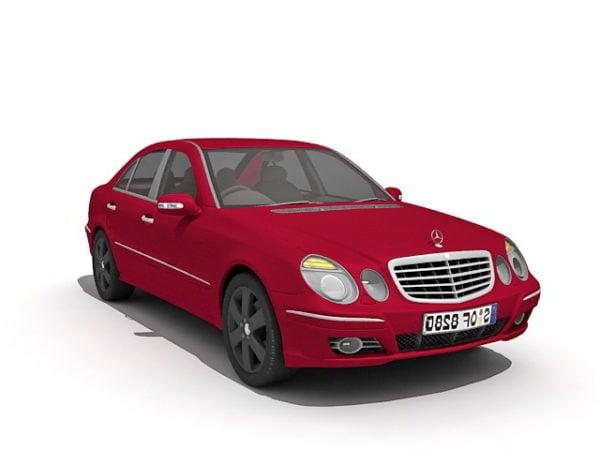 Mercedes Benz E-luokan sedan