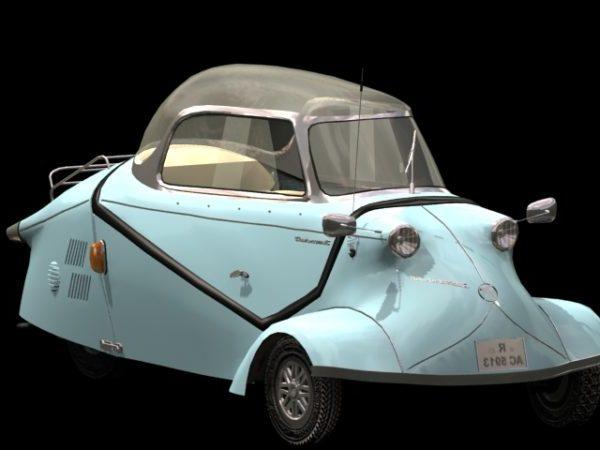 Messerschmitt Kr200 Microcar