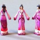Ming Dynasty Woman