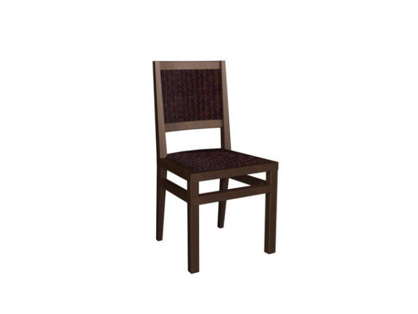 Modern Minimalistic Dining Chair Free 3d Model Max Vray Open3dmodel 129565