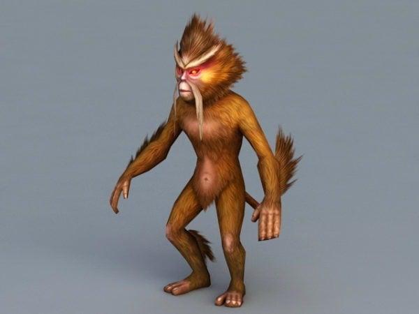 Monkey Beast
