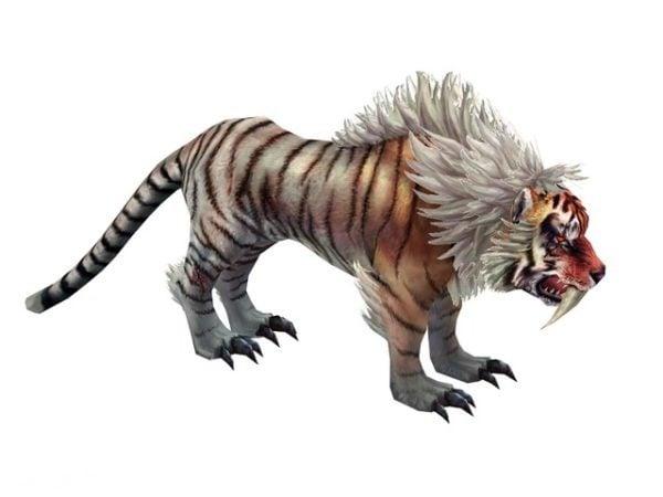 Tigre mítico