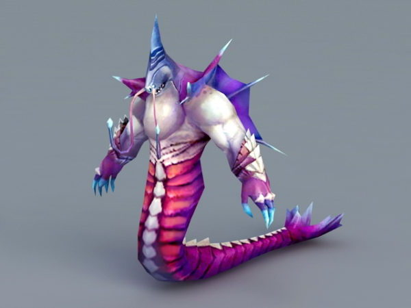 Naga Creature