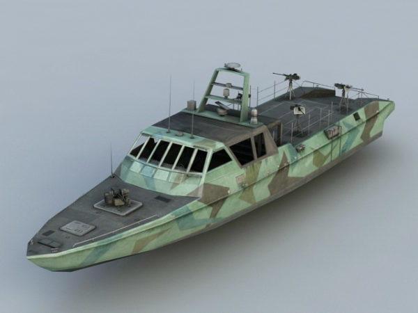 Laivasto partiovene