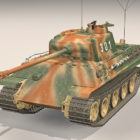 Nazi Germany Panther Tank