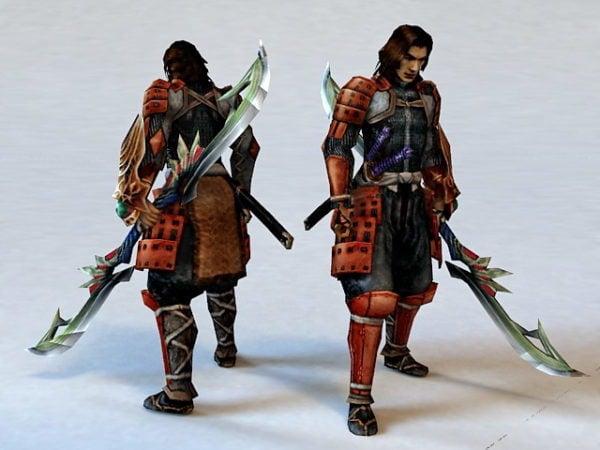 Ninja Samurai Warrior