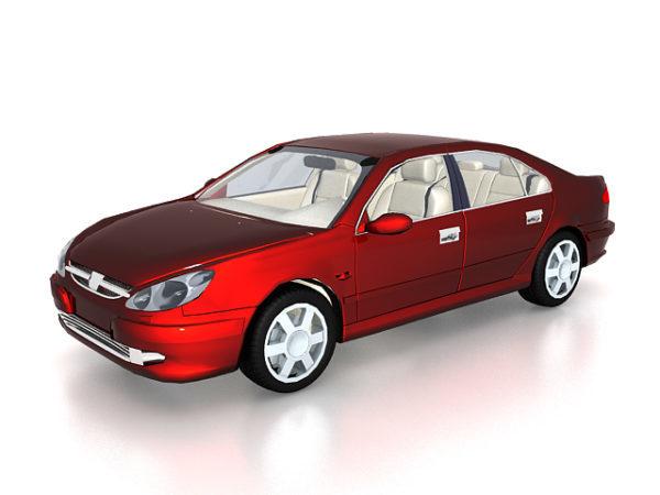 Auton Peugeot 607 Sedan