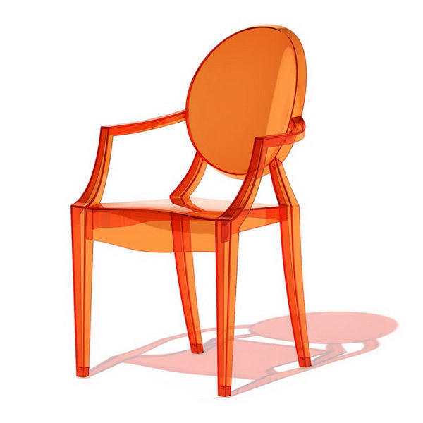Philippe Starck Ghost Armchair Furniture