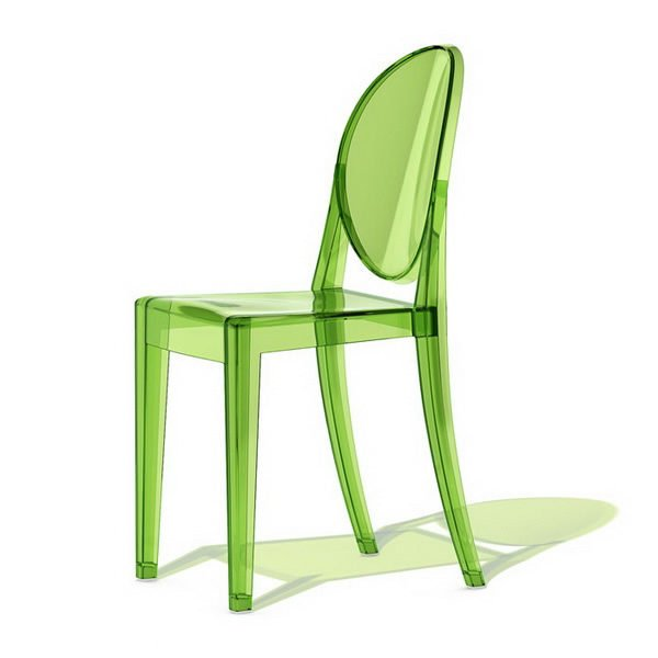 Philippe Starck Ghost Chair Furniture